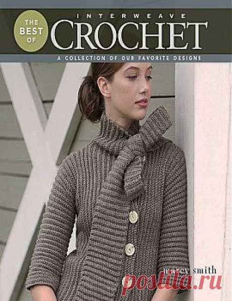 Marcy Smith - The Best of Interweave Crochet.