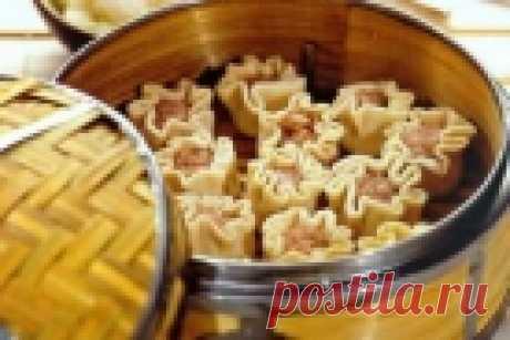 Вонтоны - пошаговый рецепт с фото на Повар.ру