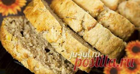 Готовим вкусно банановый пирог | Готовим вкусно