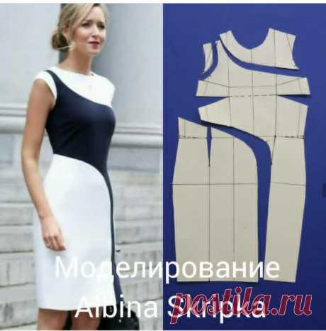 Моделирование оригинальных платьев — DIYIdeas