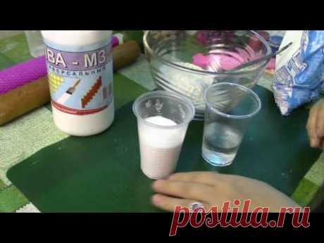 Соленое тесто и элементы декора из него ХоббиМаркет