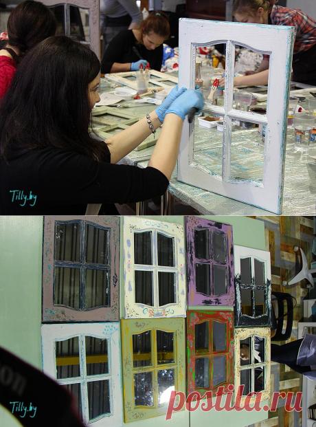 Мастер-класс по декорированию деревянных заготовок в Минске