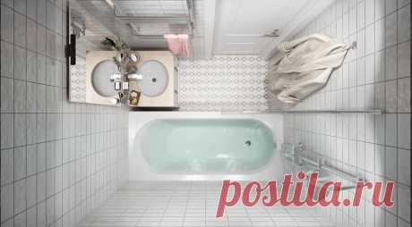 Сантехника и мебель для маленькой ванной: полезный гид по выбору Выбираем унитаз, раковину, ванну и душевую кабину, а также мебель для маленькой ванной комнаты.