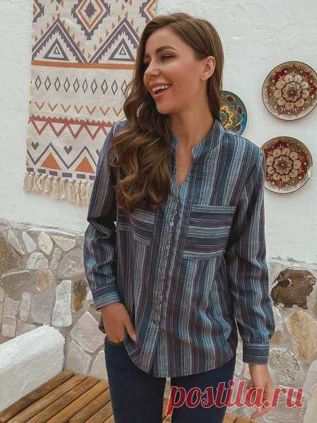 Ladies Blouse | Long Shirts For Women Shop Online - NewChic.com Page 2