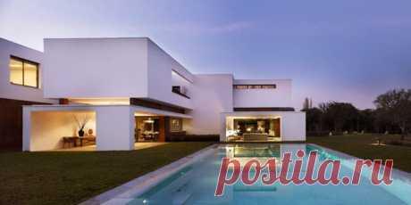 Дом в Мадриде (Интернет-журнал ETODAY)