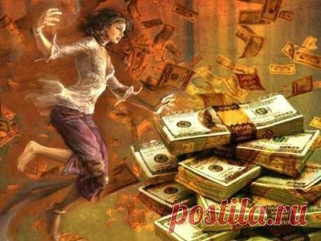 """Чтобы работа хорошо оплачивалась  Купите круглый черный хлеб, положите его поверх веника и говорите так: """" Хлебушек - дар Божий, испокон века почитают,с поклоном встречают.  Так и меня все встречают-привечают,с радостью принимают, на работу подряжают,да за труд награждают. """" Хлеб нужно съесть всей семьей, ни кусочка выкидывать нельзя. Можно насушить из него сухарей и есть их потихоньку."""