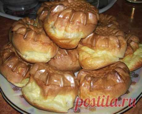 Блинные булочки  Лучший сайт кулинарии