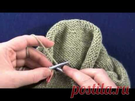 The Top-Down Sleeve:  The Sleeve Cap, Part 2 of 2 - YouTube