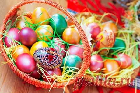 Как покрасить яйца к Пасхе 2020 своими руками - оригинальные идеи пасхальных яиц