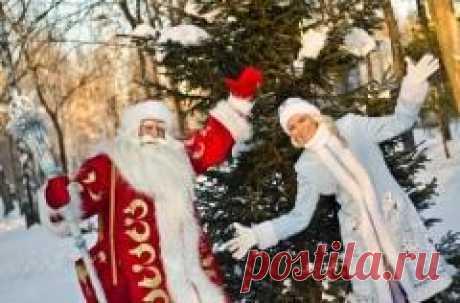 """Сегодня 30 января отмечается """"День деда Мороза и Снегурки"""""""