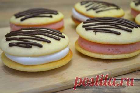 Пирожное чоко пай – пошаговый рецепт с фотографиями