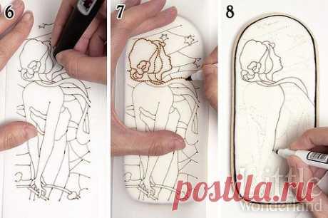 Tutorial: Galletas vidriera / Stained glass cookies tutorial | Flickr: partage de photos!