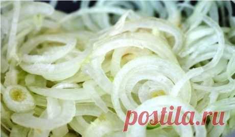 Маринованный лук к шашлыку | Самые вкусные кулинарные рецепты