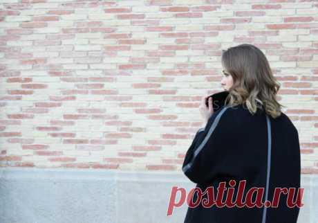 Уменьшение пальто на три размера (Diy) / Пальто и плащ / ВТОРАЯ УЛИЦА