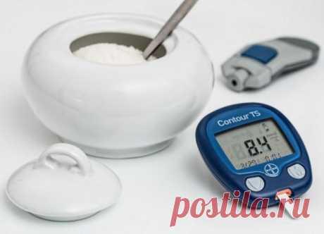 Яблочный уксус помогает снизить уровень сахара в крови
