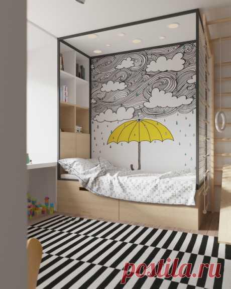 18 изумительных идей обустройства детской комнаты, которые стоит взять на заметку родителям