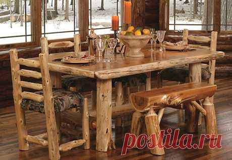 Деревянная мебель в квартиру - строительство, ремонт, дизайн, интерьер
