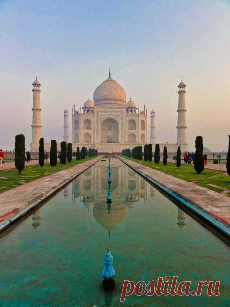 Тадж Махал: 10 интересных фактов о легендарном мавзолее, которых вы не знали