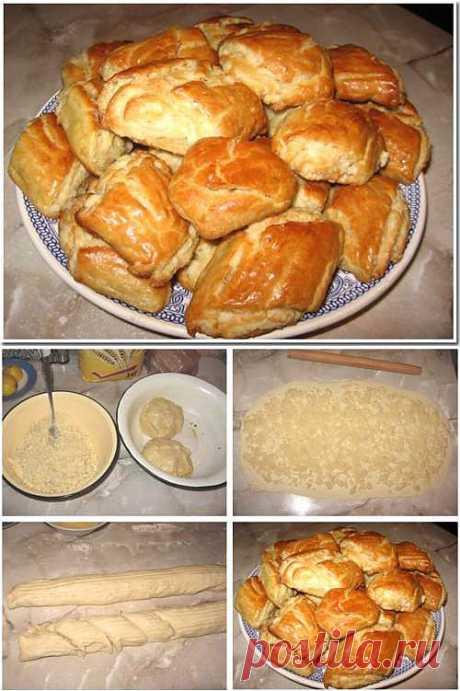 Очень вкусное печенье — Гата армянская