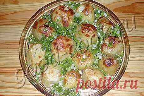Хорошая кухня - просто картофель. Кулинарная книга рецептов. Салаты, выпечка.