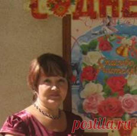 Лариса Залесская
