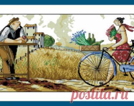 The Delivery Ronald West Instant PDF Digital from 100patterns