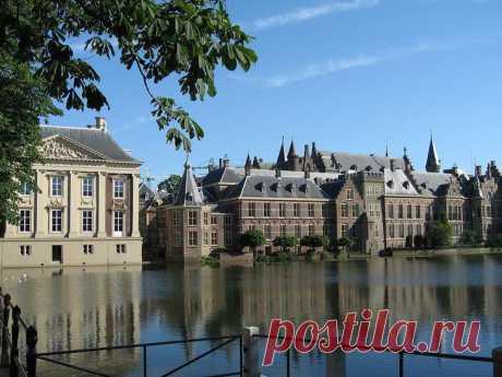Бинненхоф замок в Нидерландах