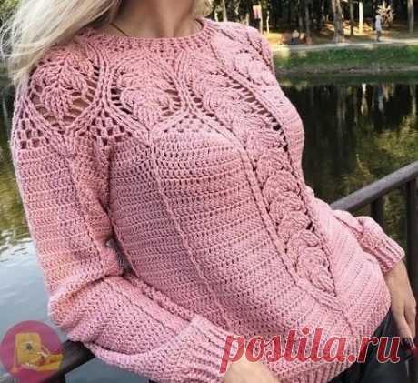 Beautiful pattern for knitting