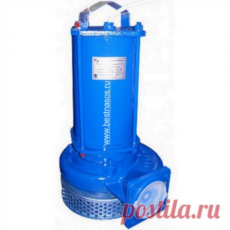 Купите термостойкий насос Гном 53-10Тр (380 Вольт) дренажный погружной