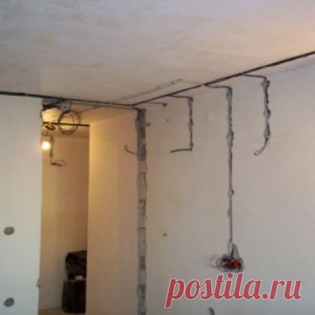 Замена электропроводки – подробное руководство для домашних мастеров