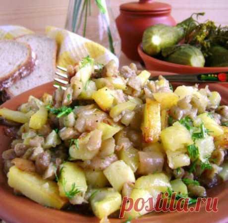 Как приготовить «Картофель по -хитрому » Как приготовить «Картофель по -хитрому »