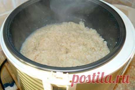 Как варить ячневую кашу в мультиварке на воде, молоке и с мясом