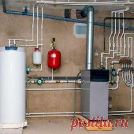 Система отопления частного дома – схемы и монтаж