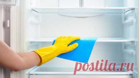 Простой способ, как избавиться от «шубы» в холодильнике, который показал мне тесть.
