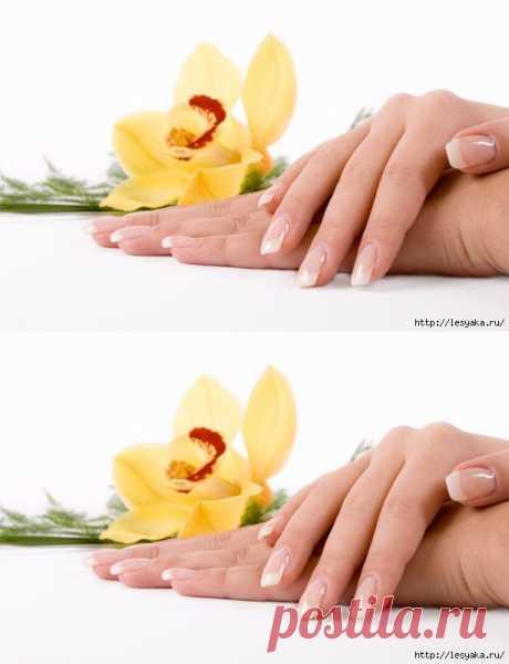 Как ускорить рост ногтей и сделать их более прочными..