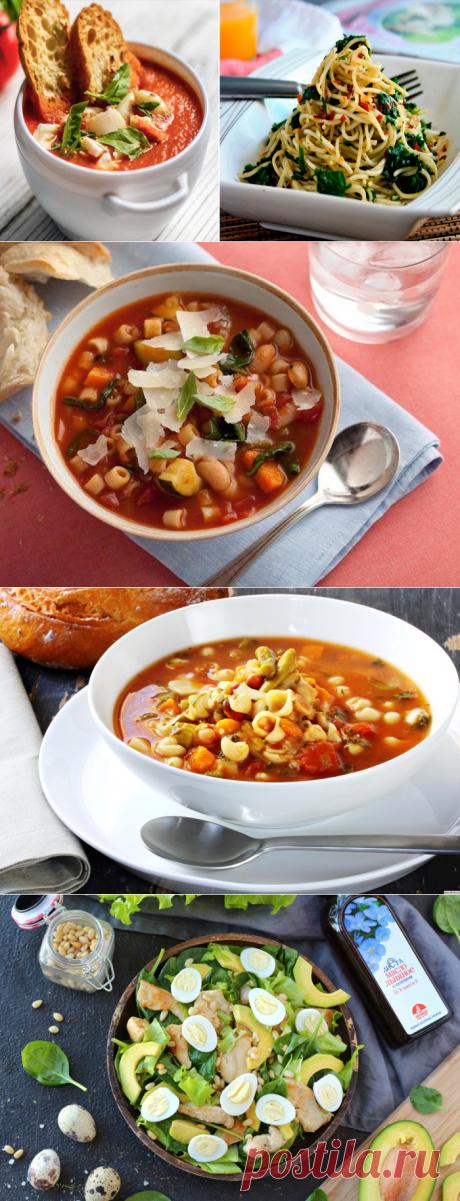7 вкуснейших обедов на всю неделю: блюда, которые не оставят равнодушными