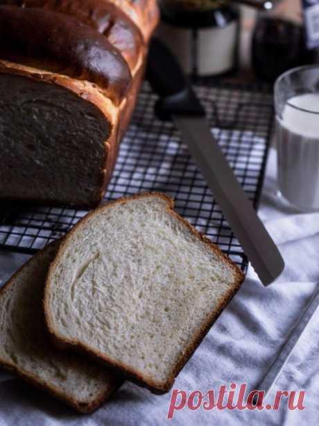 Японский молочный хлеб