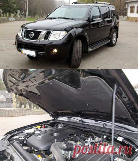 Тест-драйв — Nissan Pathfinder — часть 1 | Newpix.ru - позитивный интернет-журнал