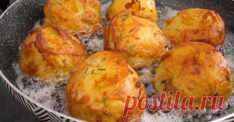 Картошечка в сметанном кляре - почти деликатес. Думаю, что подсажу на это блюдо всю семью.   DiDinfo   Яндекс Дзен
