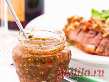 Соус Чимичурри | CookingTime.ru