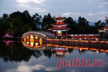 Древний город Лицзян - Путешествуем вместе