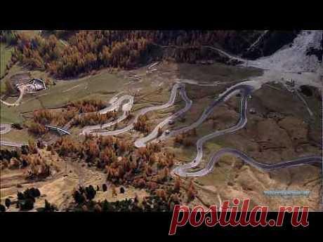 Самые красивые уголки планеты. Северная Италия..