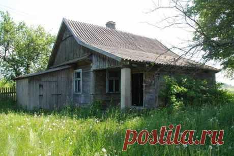 До и После: Как старый дом в деревне стал стильной дачей