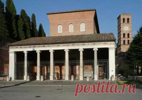 Церкви Рима, 15 выдающихся святынь