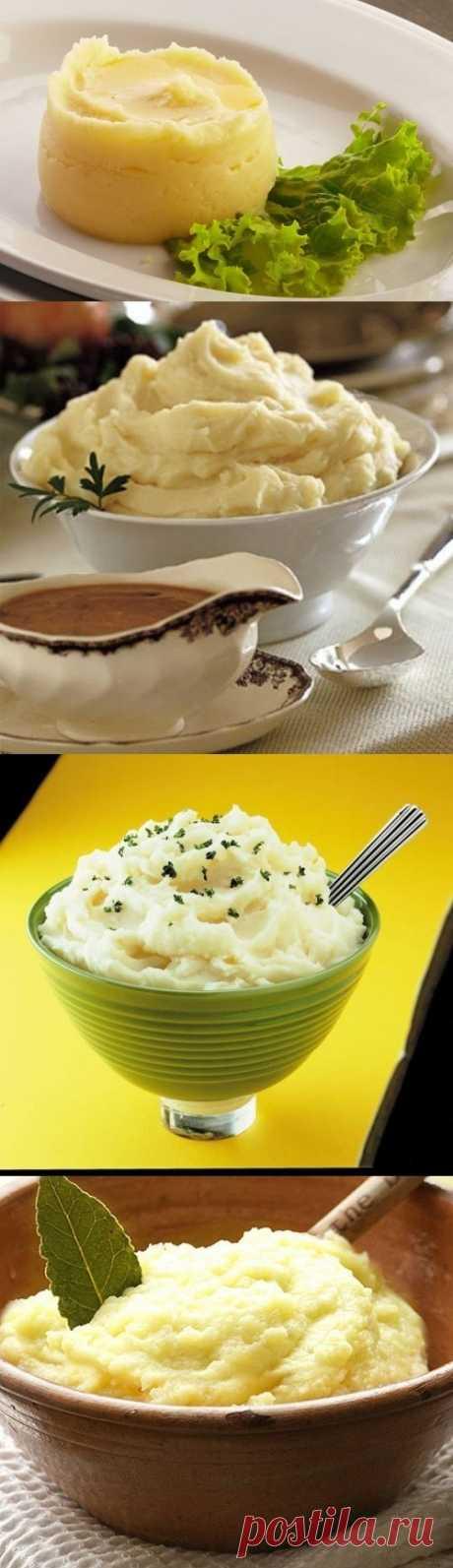 Как правильно готовить картофельное пюре (для получения рецепта нажмите 2 раза на картинку)