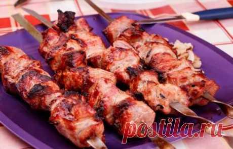 Шашлык на кипятке: старинный узбекский рецепт сочного мяса . Милая Я