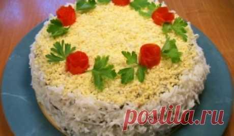 Торт из свиной печени - Рецепты пошагово