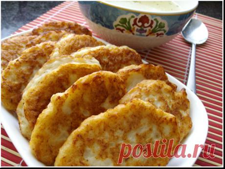 Быстрые оладьи из куриного или индюшиного фарша | Кулинарушка - Вкусные Рецепты