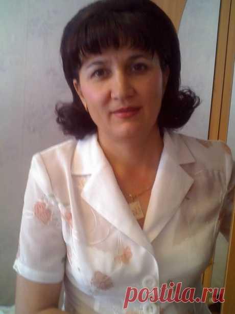 Гузалия Шайхуллина