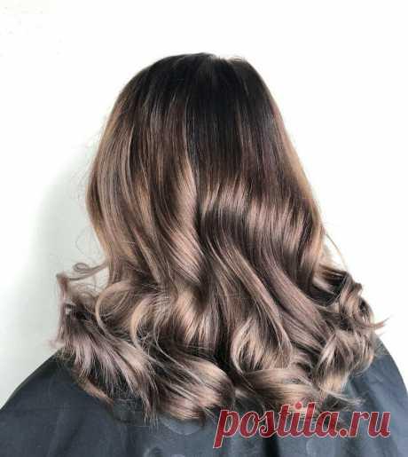 С помощью какой краски за 150 рублей можно получить холодный русый тон на волосах   Унесенная временем1   Яндекс Дзен